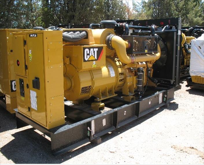 2010 Caterpillar C18 Generator Set