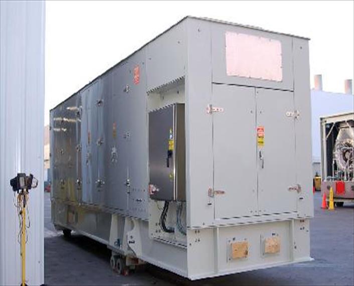 2006 Solar T60 7901 Generator Set