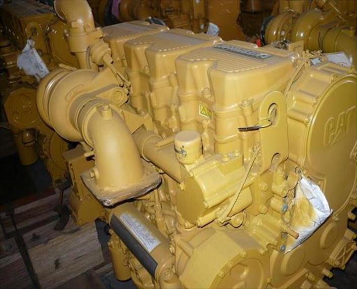 2006 Caterpillar C15 Engine
