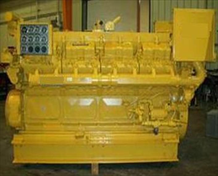 Caterpillar D399 Generator