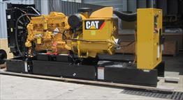 2012 Caterpillar 3406 DITA Generator Set