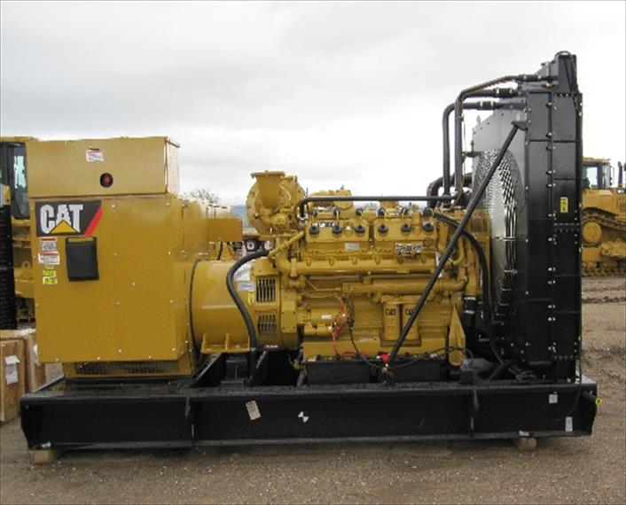 Caterpillar G3412 Generator Set