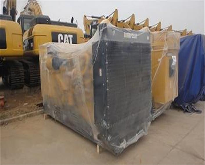 2001 Caterpillar D3412 Generator Set