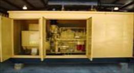 2001 Caterpillar D3412 Generator Set