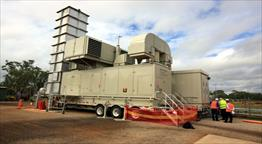 2009 Solar T60 Generator Set