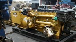 Caterpillar C18 Generator