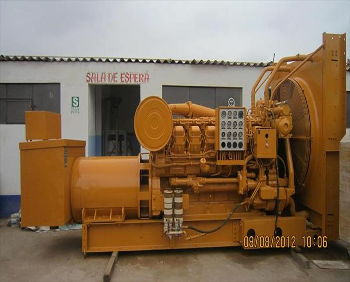 1994 Caterpillar 3512 Generator Set