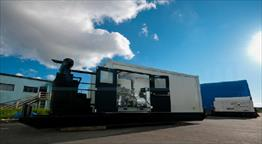 2012 Waukesha H24 Generator Set