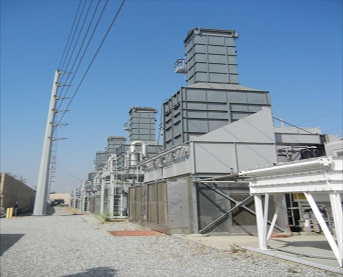 GE GE10 Power Plant