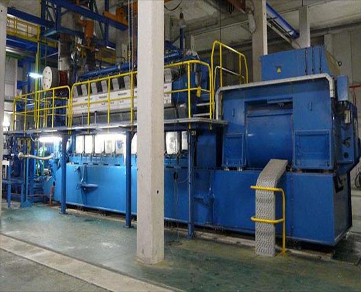 2003 Wartsila 18V34SG Generator Set