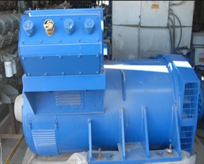 Newage 1500kw Generator End
