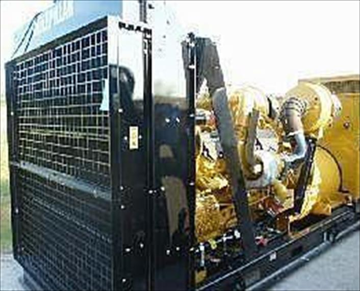 2010 Caterpillar C32 Generator Set