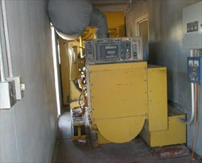 1995 Caterpillar XQ600 Generator Set