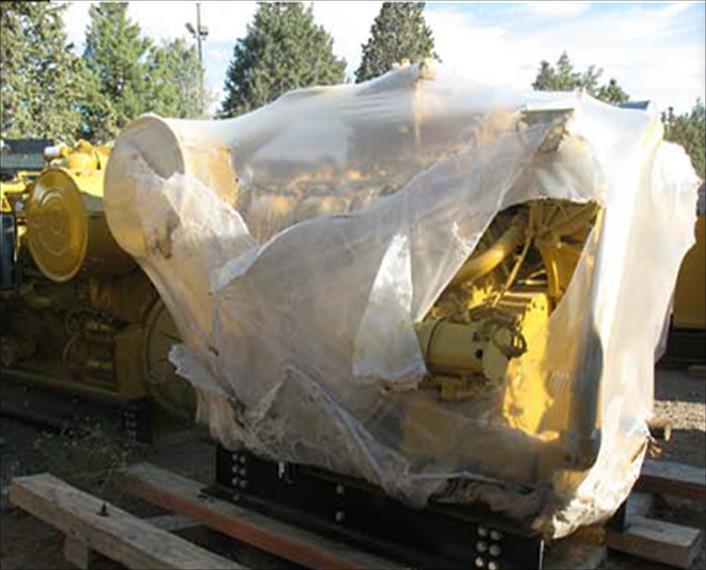 2009 Caterpillar 3508C Engine