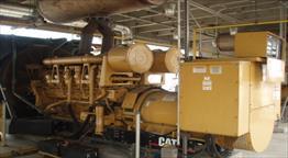 2001 Caterpillar 3512B Generator Set