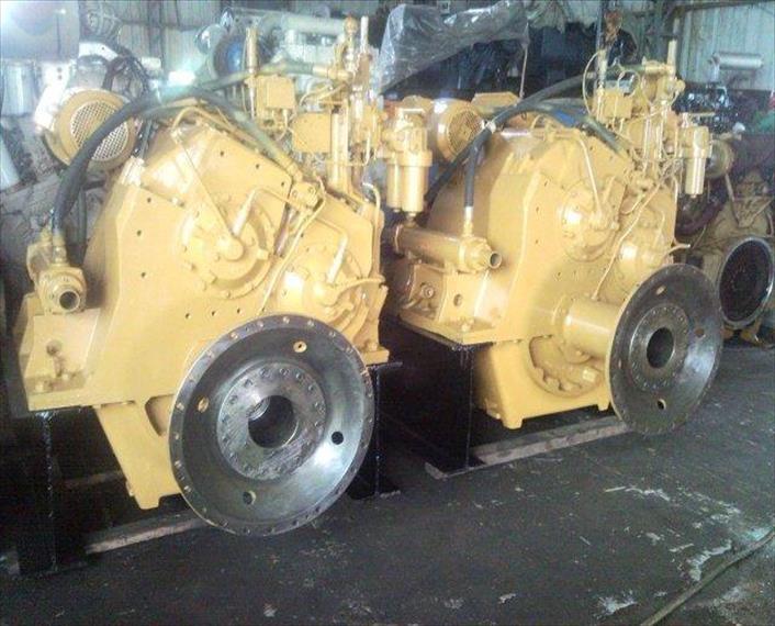 2001 Caterpillar 3512B DITA Engine