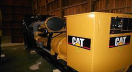 2008 Caterpillar C32 Generator Set