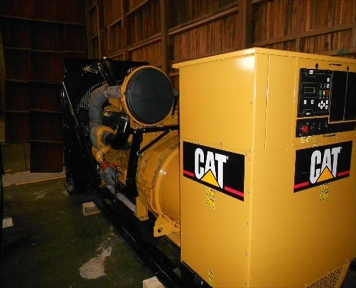 2008 Caterpillar C32 Generator Set
