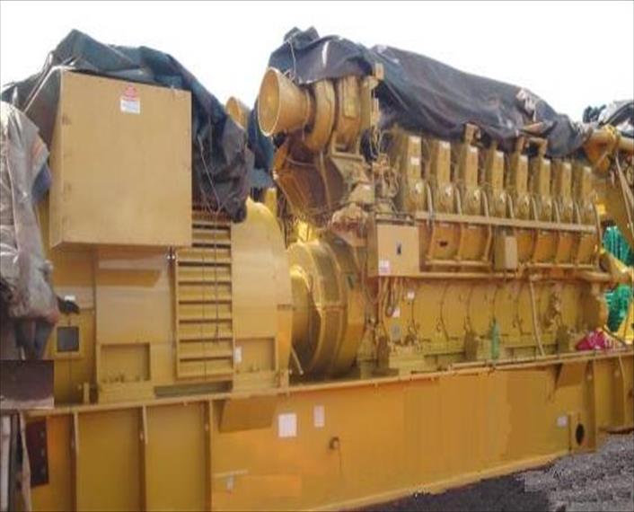 CAT G3616 Generator Set