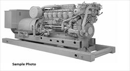 2012 Caterpillar 3512C Generator Set