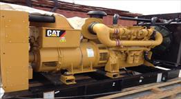 2012 Caterpillar C18 Generator Set