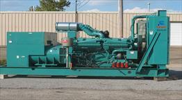 1993 Cummins KTA38 Generator Set