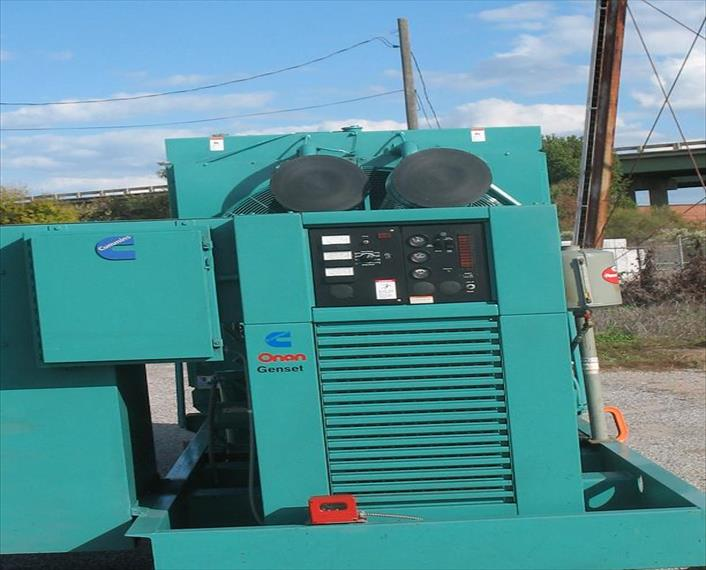 1993 Cummins KTA38 Generator Set