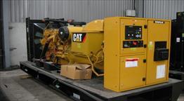 2007 Caterpillar C15 Generator