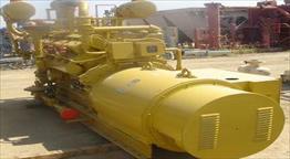 CAT G398TA Generator Set