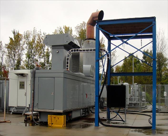 Rolls Royce 501 KB5 Generator Set