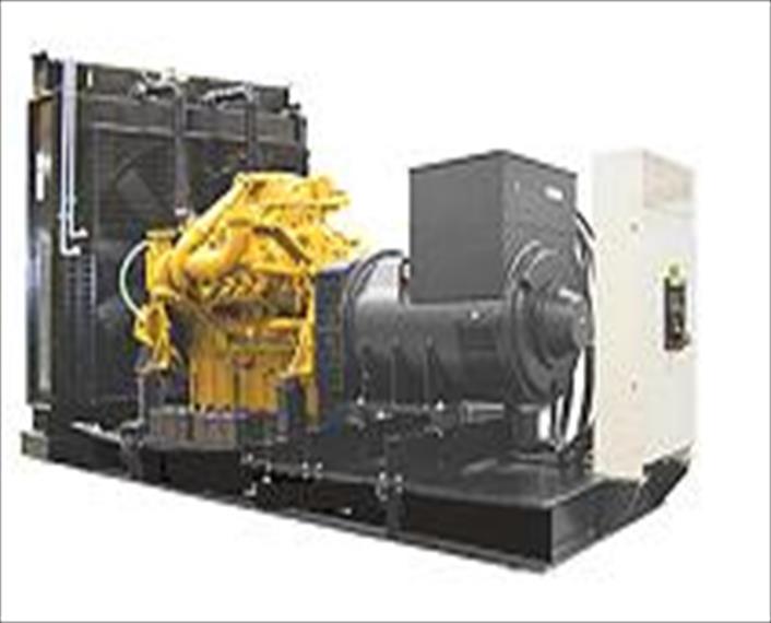 2012 Detroit MTU 12V2000G85 Generator Set