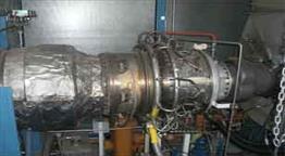 2012 Solar Saturn 20 Generator Set