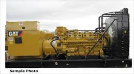 2012 Caterpillar G3412 LE Generator Set