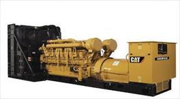 2009 Caterpillar 3516C-HD Generator Set