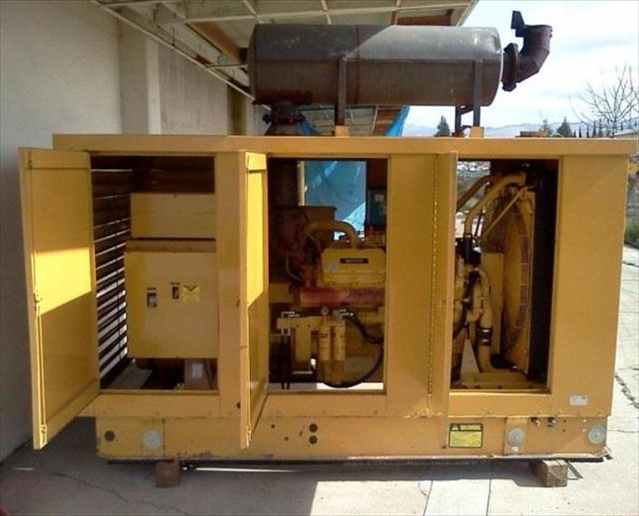 1990 Caterpillar 3412DITA Generator Set