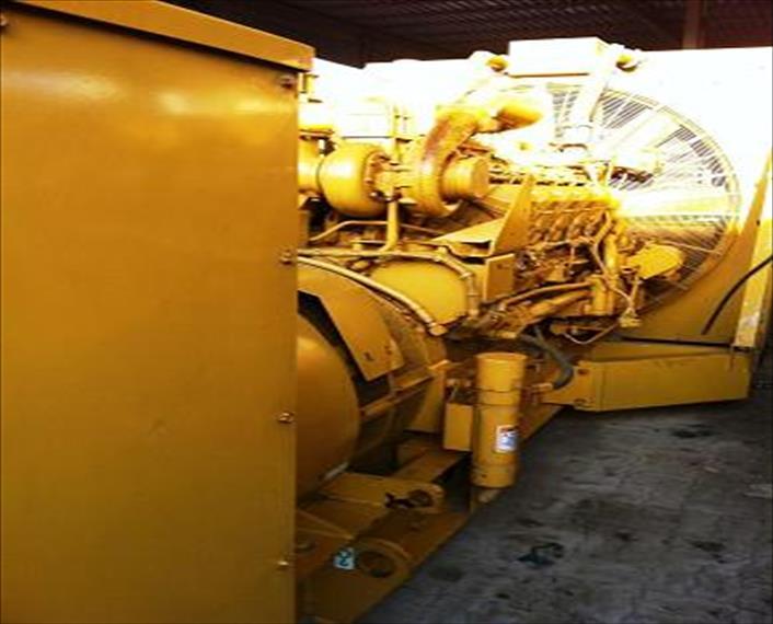 2004 Caterpillar 3512B Generator Set