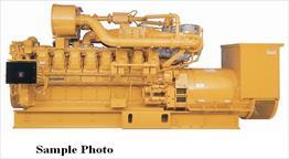 2014 Caterpillar G3516 Generator Set