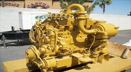 2011 CAT G3406NA Engine