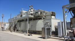 Solar Centaur 50 EH-5701-59 Generator Set