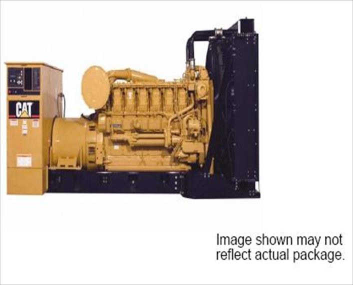 1992 Caterpillar 3508 Generator Set