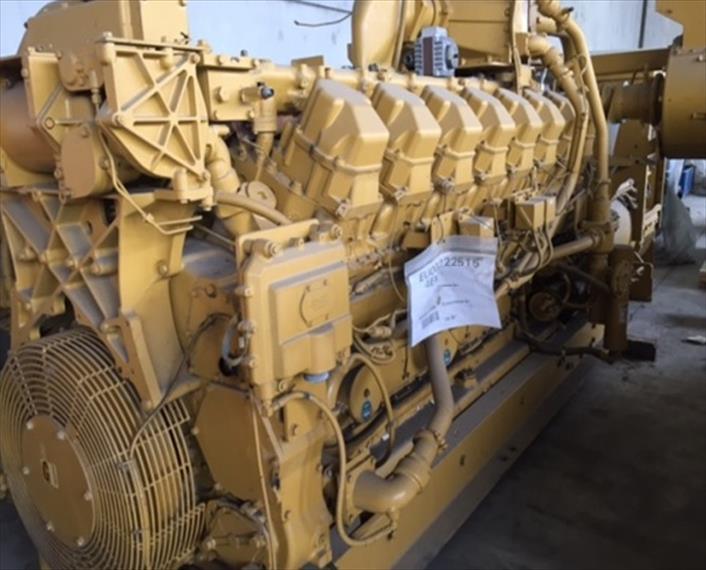 1999 Caterpillar G3516 Generator Set