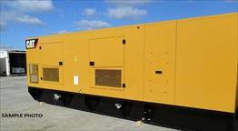 2012 Caterpillar C18 Generator