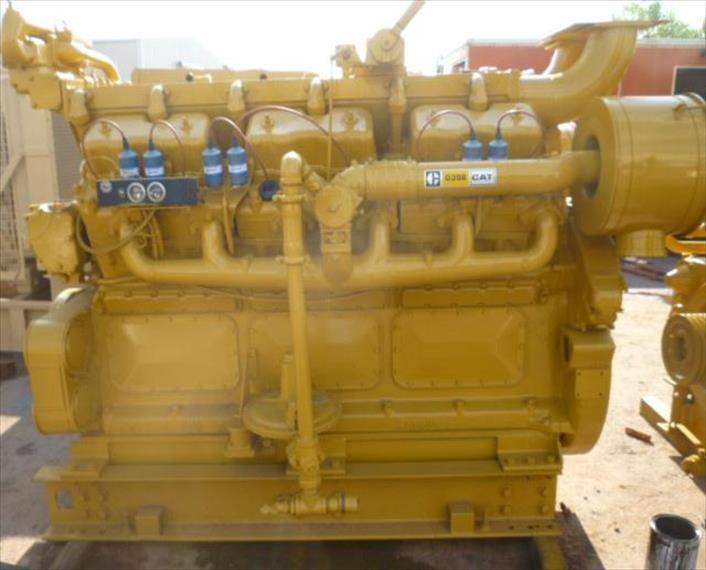 Caterpillar G398 SINA Engine