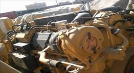 2007 Caterpillar C32 Engine