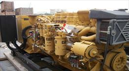 2008 Caterpillar C18 Generator