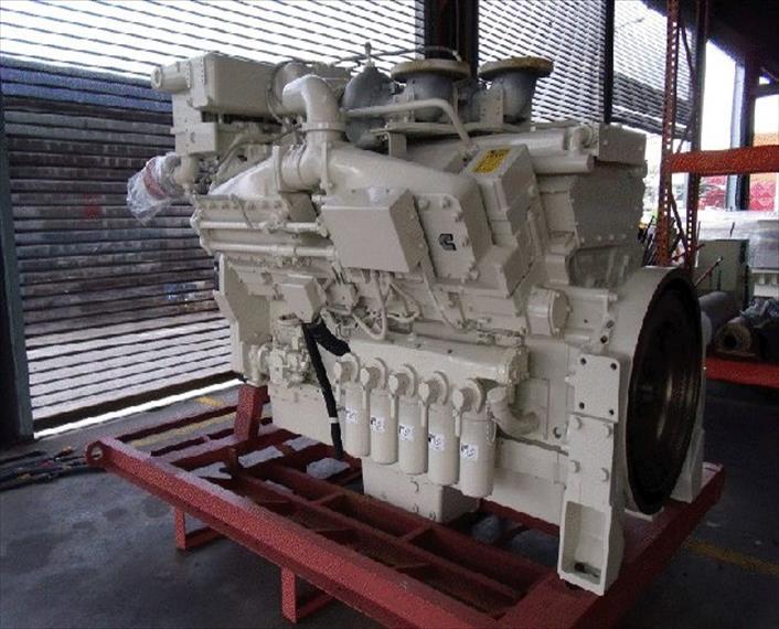2009 Cummins KTA38 Engine