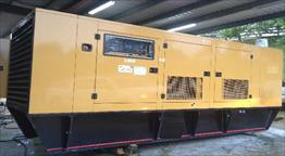 2007 Caterpillar 3406 Generator Set