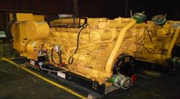 1998 Caterpillar 3508B Generator Set