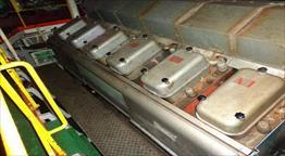 2007 Wartsila 12V38 Engine