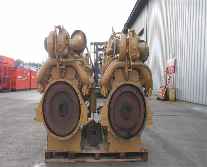 Caterpillar 3412C DIT Engine